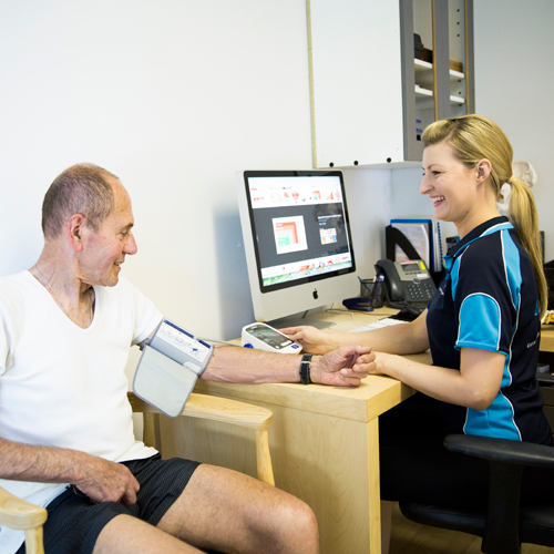 exercise physiologists