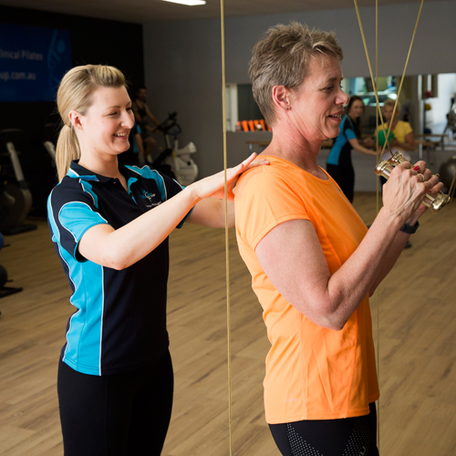 personal training from exercise physiologists